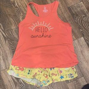 Cute Pajama Set